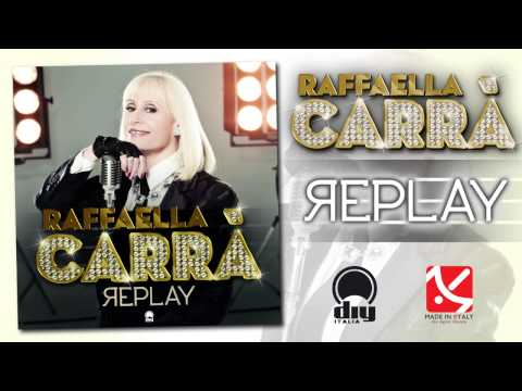 Raffaella Carrà - REPLAY (Official Promo)