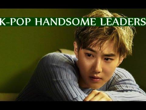[TOP 20] K-POP Handsome Leaders