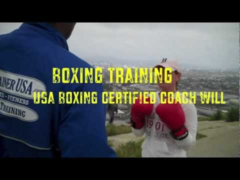 BOXING & FITNESS TRAINING with COACH WILL THOMPSON