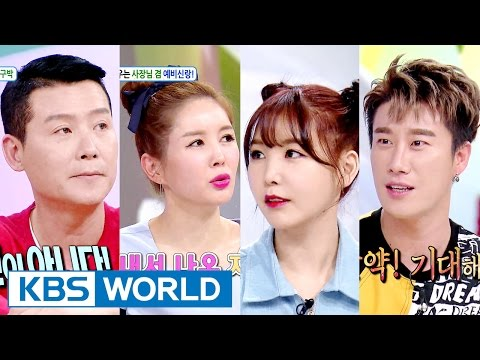 Hello Counselor - San E, Raina, Lee Hyunwoo, Jang Youngran [ENG/2016.07.04]