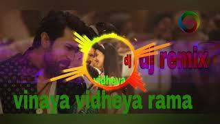Thandane thandane dj remix song vinaya vidheya rama ! ram charan