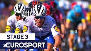 Tour of Poland 2020 - Stage 3 Highlights | Cycling | Eurosport