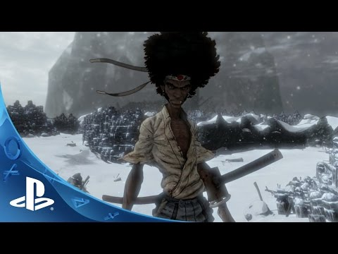 Afro Samurai 2: Revenge of Kuma Volume 1 Trailer