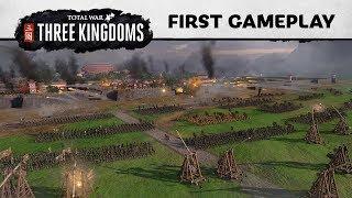 Total War: THREE KINGDOMS - E3 Gameplay Reveal