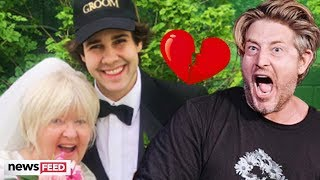 David Dobrik Files For DIVORCE From Friend's Mom!!!