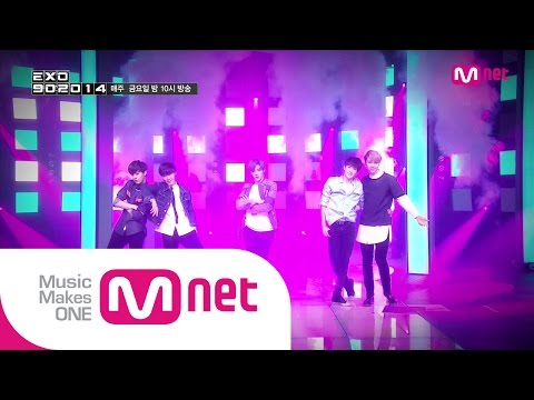 [EXO 902014] Ep.02 : K-POP 차세대 주자 '루키즈'의 스페셜 무대! god - friday night
