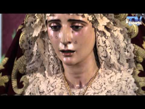 Besamanos de la Virgen de los Dolores del Cerro