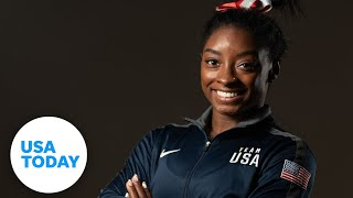 Simone Biles is owning her G.O.A.T. status heading into the Tokyo Olympics | USA TODAY