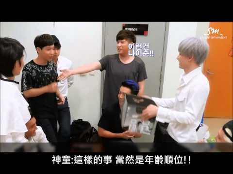 Super Junior Behind 中文字幕