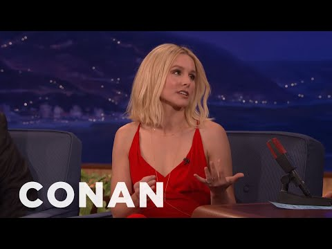 Kristen Bell Is Totally Cool With Dax Shepard's Wife Swap Plans  - CONAN on TBS