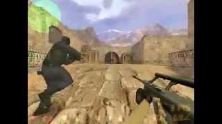 Counter-strike 1.6 De-dust (Part 1)