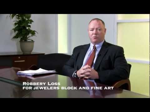 Berkley Asset Protection Underwriting Managers | Robbery Loss for Jewelers Block