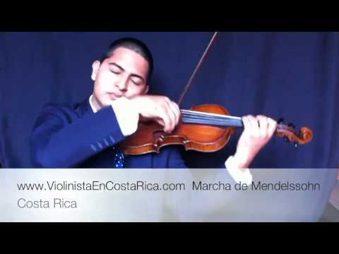 Baixar Marcha Nupcial de Felix Mendelssohn - Música para Bodas - violín