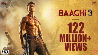 Baaghi 3 2020 Movie Trailer – Tiger Shroff Video HD