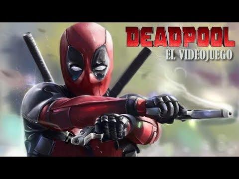 Deadpool Pelicula Completa ESPAÑOL l Escenas del juego en Español Sub. - Full Movie Game