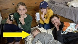 Don't Wake the Baby Challenge | That's Amazing