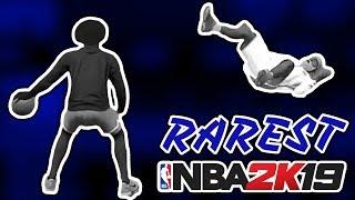 10 RAREST Ankle BREAKERS In NBA 2K19