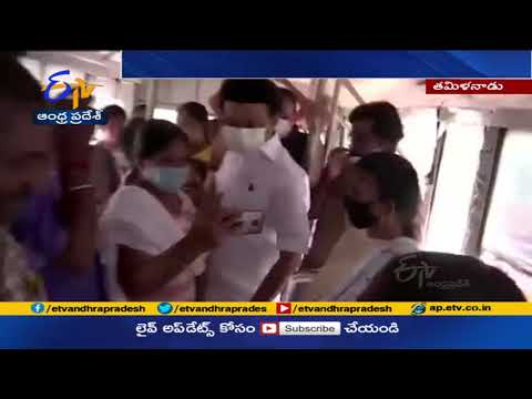 Tamil Nadu CM Stalin boards RTC bus in Chennai for surprise inspection