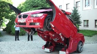 7 Real Transforming Vehicles You Didn't Know Existed Hd Video