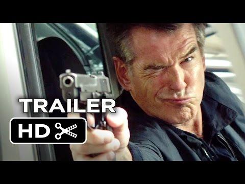 The November Man Official Trailer #1 (2014) - Pierce Brosnan Movie HD