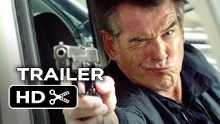 The November Man – Trailer (2014) – Pierce Brosnan Movie HD