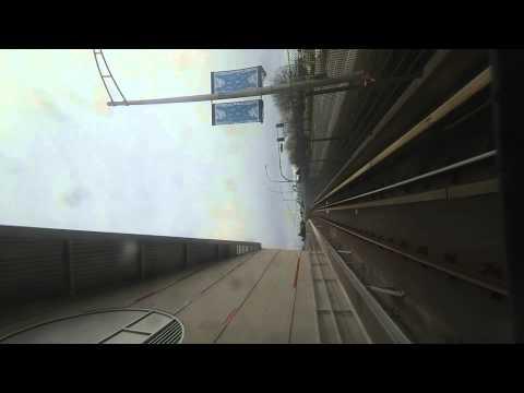 Vancouver Skytrain YVR - Bridgeport