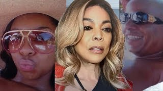Wendy Williams files for DIVORCE as Kevin Hunter and Sharina Hudson go after millions!