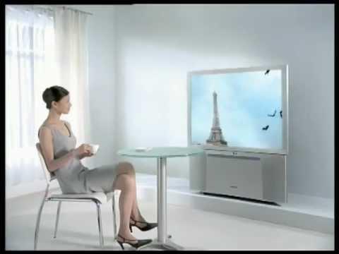 Hitachi Wide Screen TV