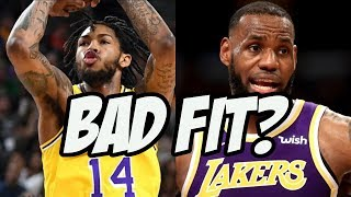 Can Brandon Ingram Play With Lebron James?