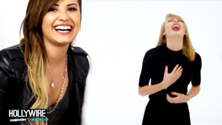 Taylor Swift Vs. Demi Lovato: Ultimate Dance-Off?!