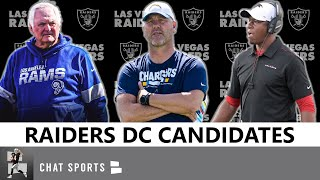 Raiders DC Candidates: Top 10 Defensive Coordinators The Las Vegas Raiders Could Hire In 2021