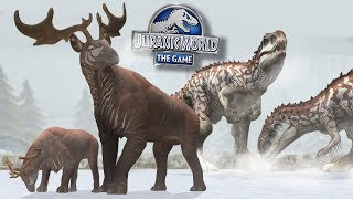 UNLOCKING THE NEW HYBRID!!! | Jurassic World - The Game - Ep393 HD