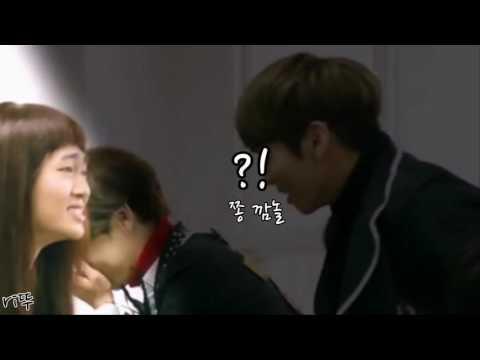 샤이니/ 온유의 '웃기지 말라고!' + 멤버들 반응 (민호,종현,태민,키)