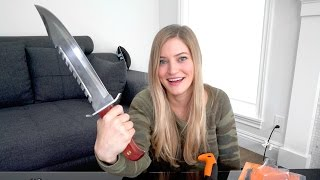 🔪 New Unboxing Knife