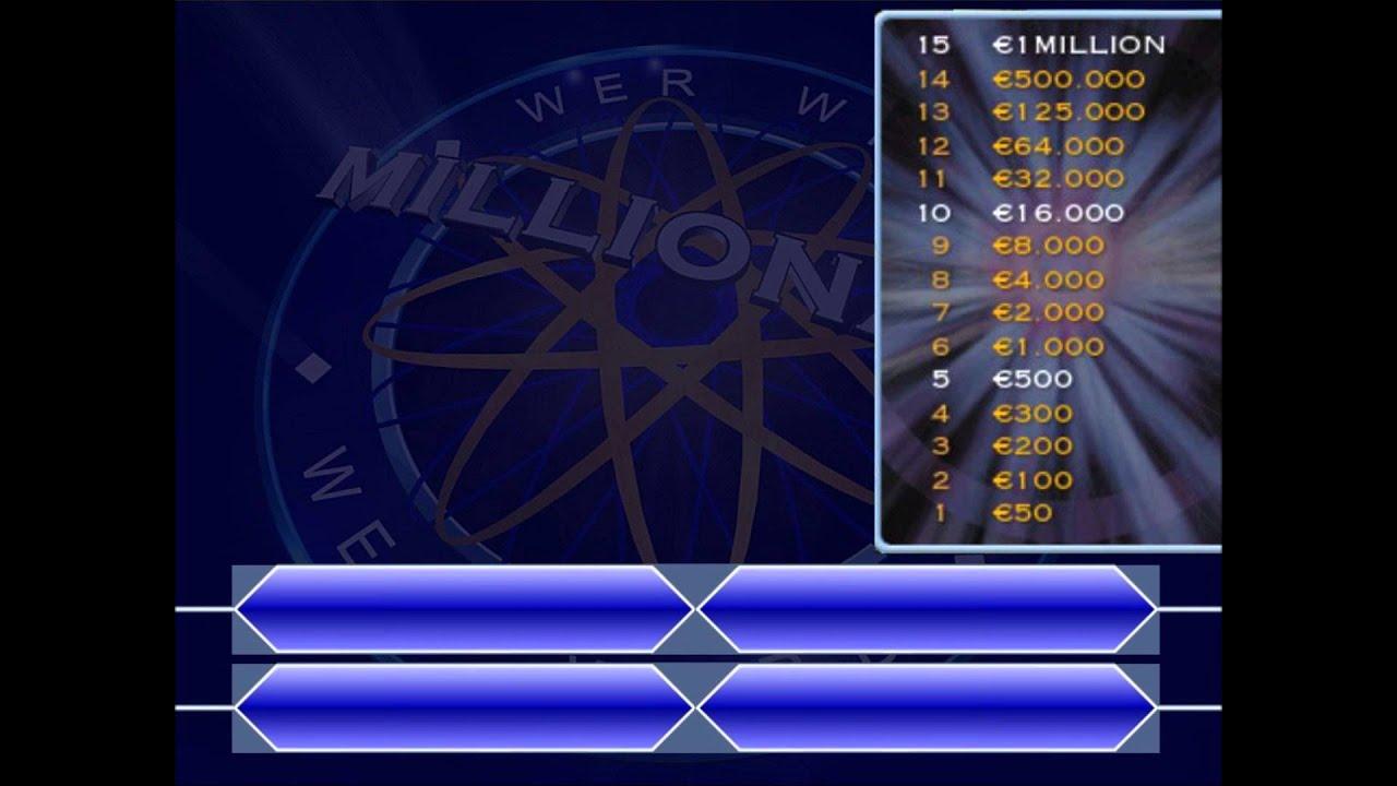 Wer Wird Millionär Junior Online Spielen