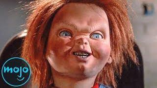 Top 10 Scariest Chucky Scenes
