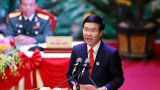 """Ông Võ Văn Thưởng: Tổng Bí thư Nguyễn Phú Trọng tái cử """"với số phiếu gần như tuyệt đối"""""""