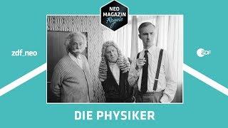 Letzte Stunde vor den Ferien: Die Physiker | NEO MAGAZIN ROYALE mit Jan Böhmermann - ZDFneo