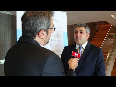 Ζουράμπ Πολολικασβίλι:  Ο τουρισμός είναι ο πιο εύκολος δρόμος για τη δημιουργία θέσεων εργασίας