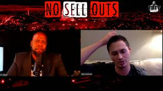 Kyle On Tim Black's Show No Sell Outs