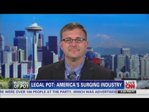 Legal Pot: America's Surging Industry - Smashpipe News
