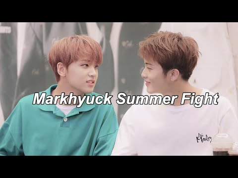 Markhyuck Summer Fight