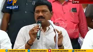 Minister Ganta slams Jagan and Pawan Kalyan..