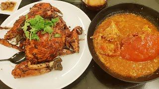 Food For Good #243: Ai ghiền cua sốt ớt và sốt tiêu phải đến Red House Singapore 1 lần trong đời