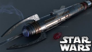 The Oldest Lightsaber in Star Wars (Canon) - Star Wars Explained
