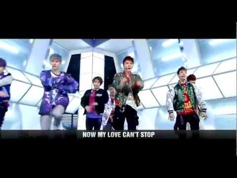 Super Junior-M - Break Down (LIVE Performance Mashup)