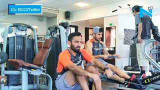 Watch: Team India Preparing for Crucial UK Tour..