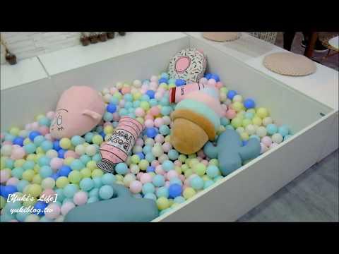 洗澡吃甜點《澡糖甜點工作室》IG網美打卡點×球池韓風下午茶