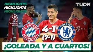 Highlights | Bayern 4(7) - (1)1 Chelsea | Champions League 2020 - Octavos final | TUDN