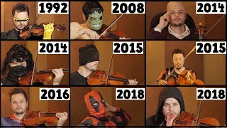 Evolution of Marvel Music - EXTENDED EDITION   1992-2018 (Stan Lee Tribute)